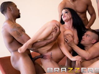 Xxx gay men threesome porn